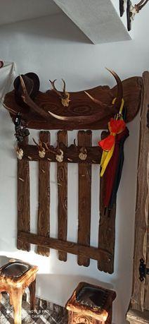 Cuier mare rustic
