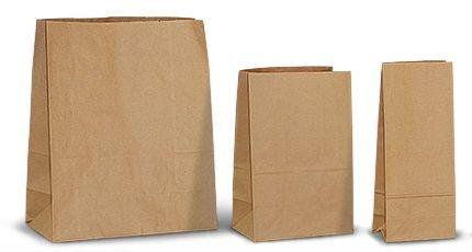 Продам бурые крафт пакеты