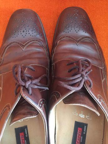 Pantofi piele barbatesti Lloyd Forster Classic