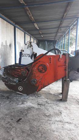 Pulverizatori si foarfeci demolari