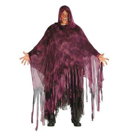 Costum moarte/spirit/fantoma , NOU, marime universala, ideal pt Hallow