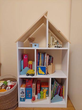 Biblioteca / casuta pentru jucarii Montessori