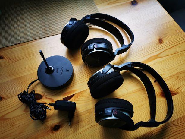 Set Doua Casti Wireless Sony