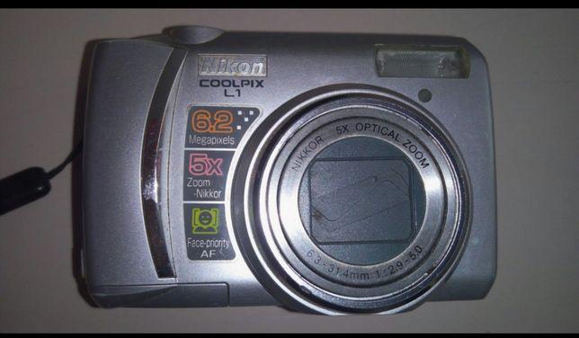 Aparat foto Nikon.Canon