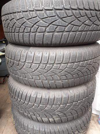 Roti  de iarnă Dunlop 5x112, et 33, 215 65 16, de iarna;  VW Tigoan