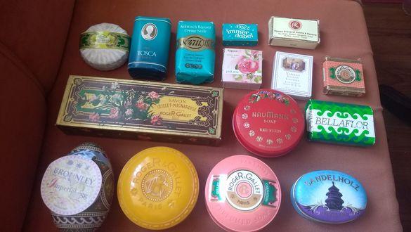 Колекция сапуни