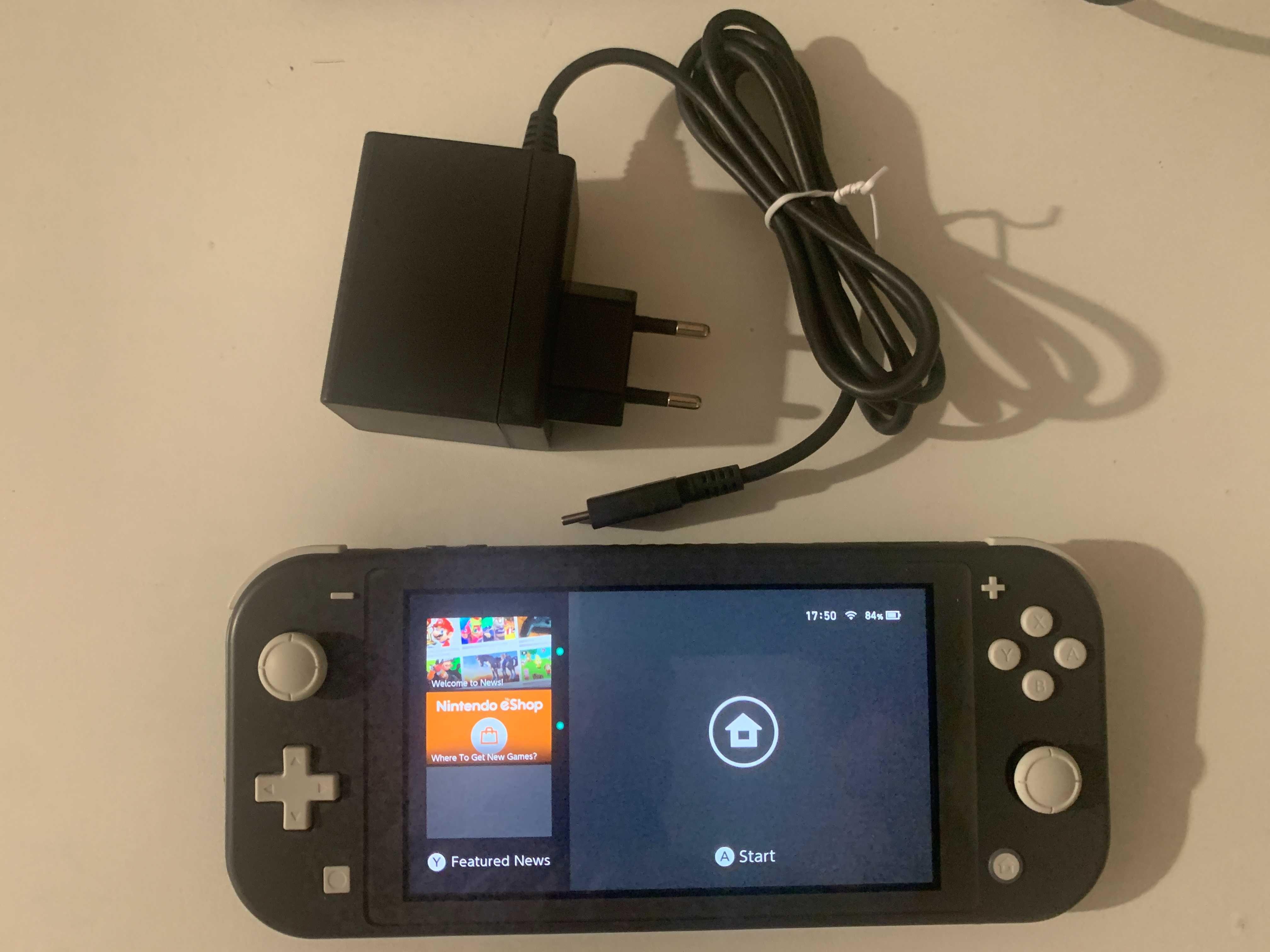 Nintendo Switch Lite части