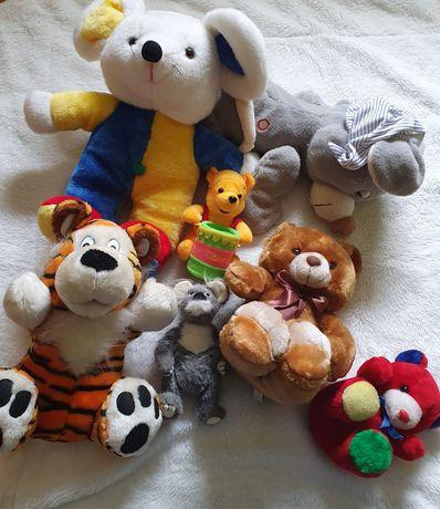 Сет плюшени играчки