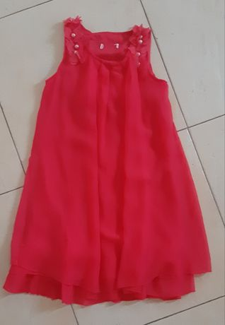 Детска рокля /140 см.