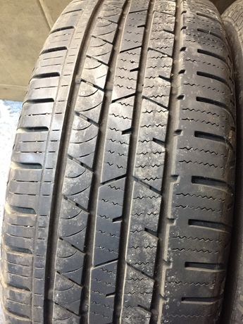Anvelope 215/65R16 M+S Continental CrossContact LX 98H