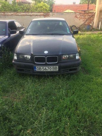 BMW E36 318 tds sedan на части