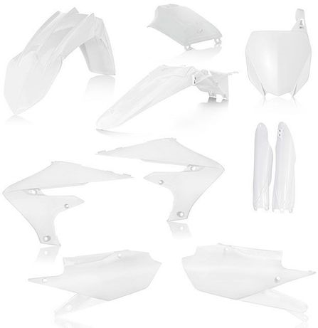 Шок цена! acerbis пълен кит пластмаси yamaha yz250f/450f 19-20