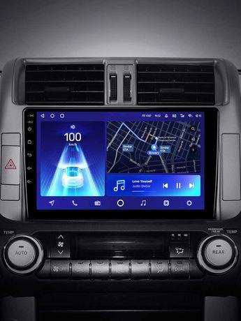 Андроид автомагнитолы Teyes Prado 150