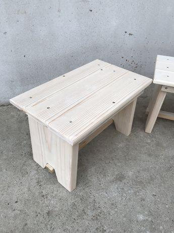 Дървени столчета-15лв.бр.