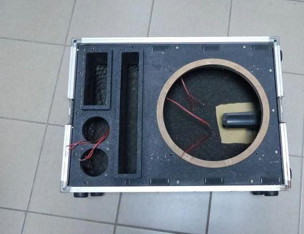 DYNACORD DT83 carcasa rack