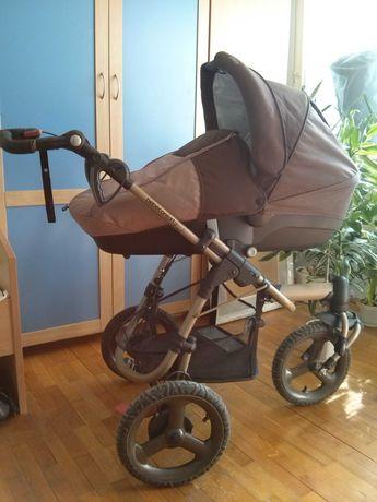 Бебешка количка 2 в 1 Bebe Confort HIGH TREK с УНИКАЛНИ ДОПЪЛНЕНИЯ