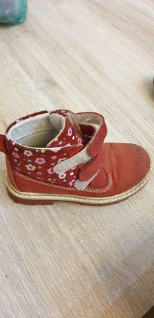 Продам ботинки сапожки
