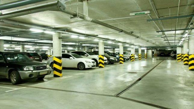 Паркинг в рассрочку. Район Хазрет Султан