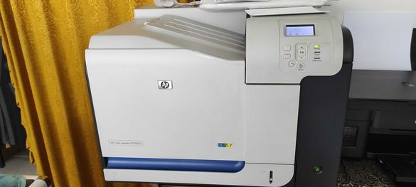 Цветен Лазерен Принтер HP