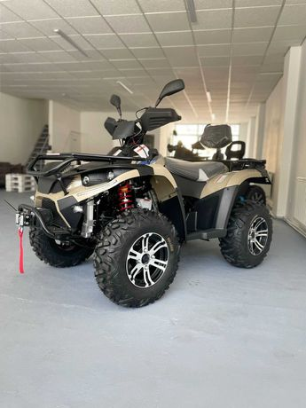 ATV Linhai Dragonfly 500S - Achizitie si in rate !
