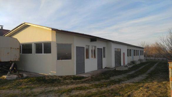 Складови площи - 7км от Бургас