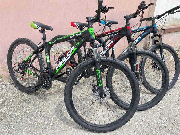 Велосипед 27.5 цола стоманена рамка