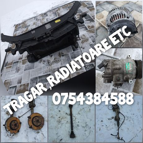 alternator, electromotor, tragar, radiatoare, faruri, planetare, punte