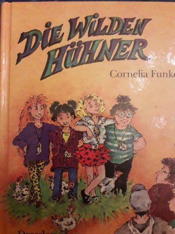 Carte in limba germana - Die wilden Hühner