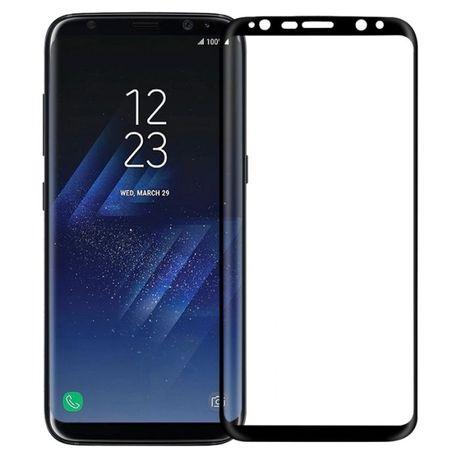 Стъклен протектор за Samsung Galaxy S8 / S8+ Plus S9 S9+ Note 8 3D 4D
