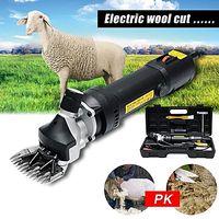 РУСКА Машинка за подстригване на животни - електрическа ножица за овце