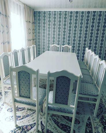 Столы, стулья, чехлы