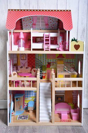 Дървени къщи за кукли Барби