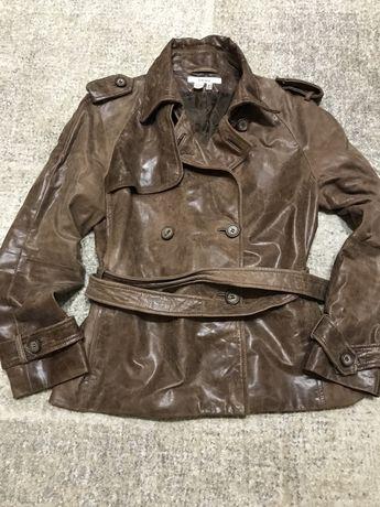 Кожено яке на марката Zara