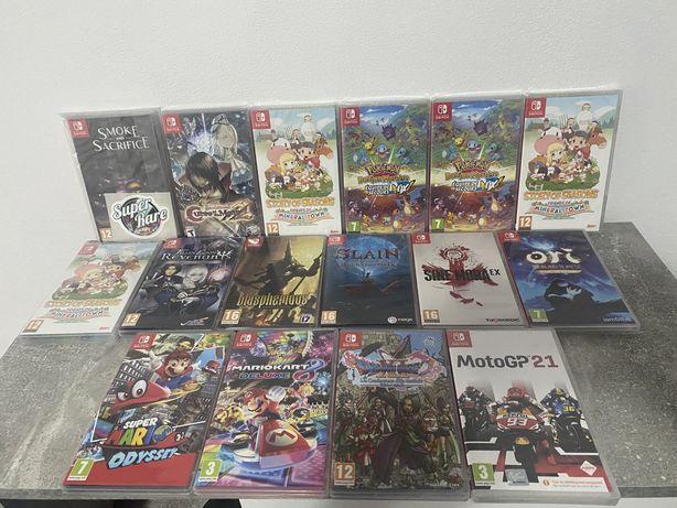 Jocuri Nintendo switch / ds / 3ds mario / pokemon consola 2ds lite