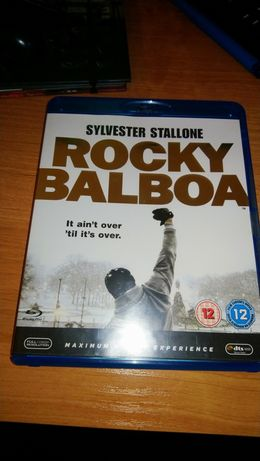 Филм blu ray rocky balboa blurey 2006  blu-ray