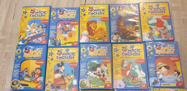 Disney Magic English Dvd-uri