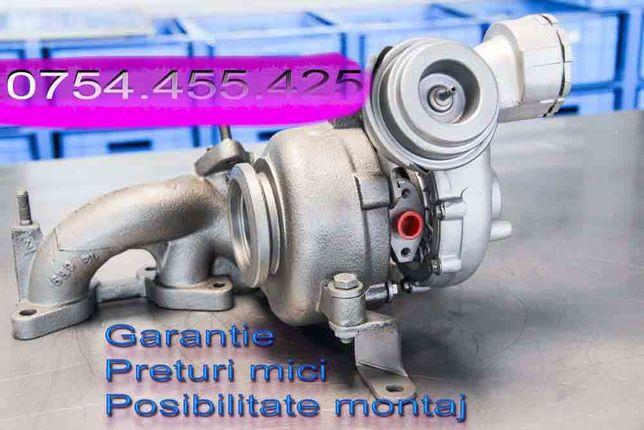Turbina 2.0 TDI BKD pentru Audi A3 Vw golf 5 skoda octavia 103kw 140CP
