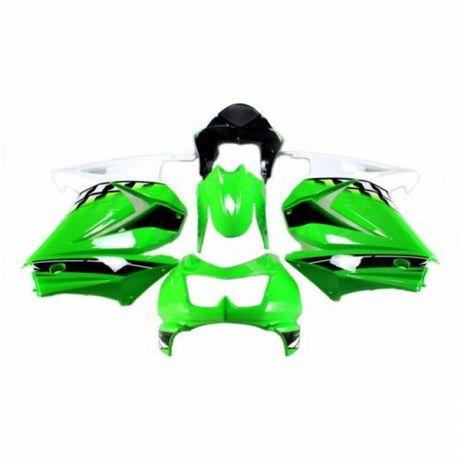 Спойлери комплект kawasaki ninja 250 08-12