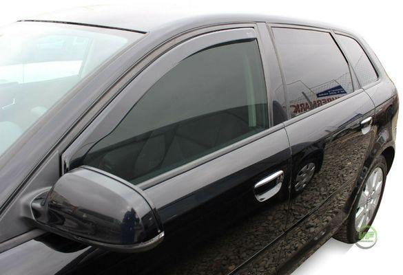 Ветробрани HEKO за BMW 1 3 5 / X3 E83 F25 / X5 E53 E70 Предни 2 бр.