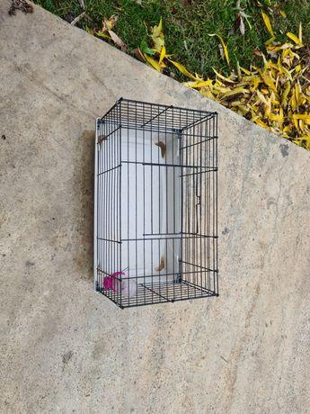 Cușcă  hamster folosita foarte putin