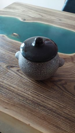 Горшки глиняные, посуда из глини