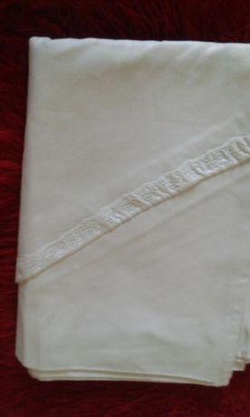 Плик от хасе с дантела за завивка