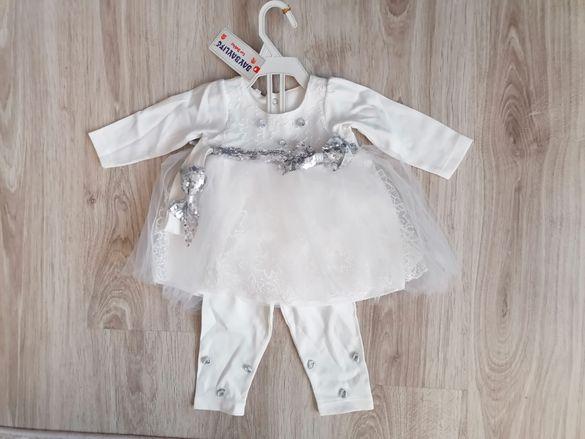 Нови дрехи за момиченце