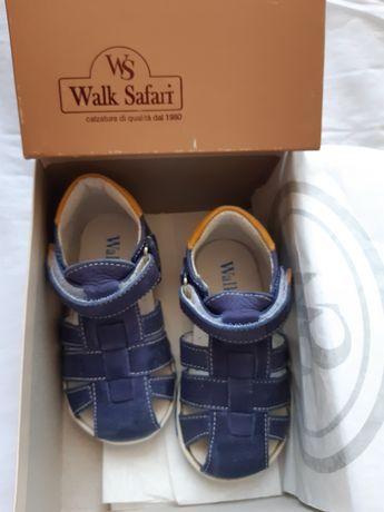 Нови Walk Safari  N19 ест.кожа
