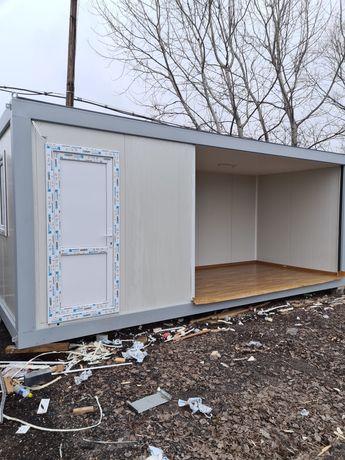 Containere Container birouri magazine