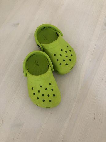 Crocs c5 (19-20 размер)