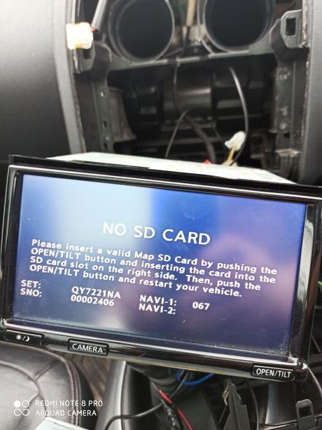 Navigatie Nissan Leaf