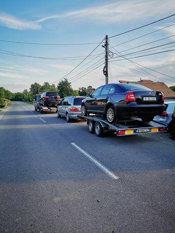 Tractari auto ,  platforma Motru