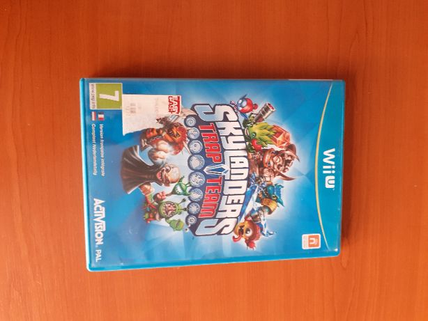 Joc original Wii U - Skylander Trap Team