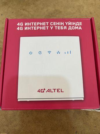 Продам 4G ALTEL. Покупали в апреле за 25 000 тенге.
